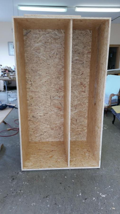 Sattelschrank selbst bauen aus Holz - Forum Pferd.de