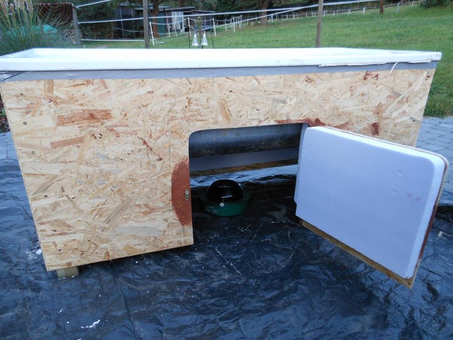 Frostsichere Tränke ohne Strom und Wasseranschluss - Seite 3 - Forum ...